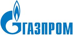Логотип  ПАО «Газпром»