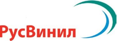 """Лого  ООО """"РусВинил"""""""