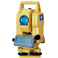 Total Stations Topcon, technologies