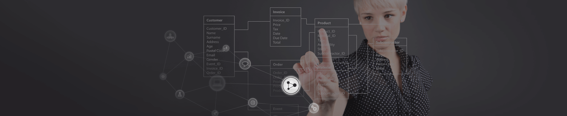 Розробка і формування спеціалізованих баз даних