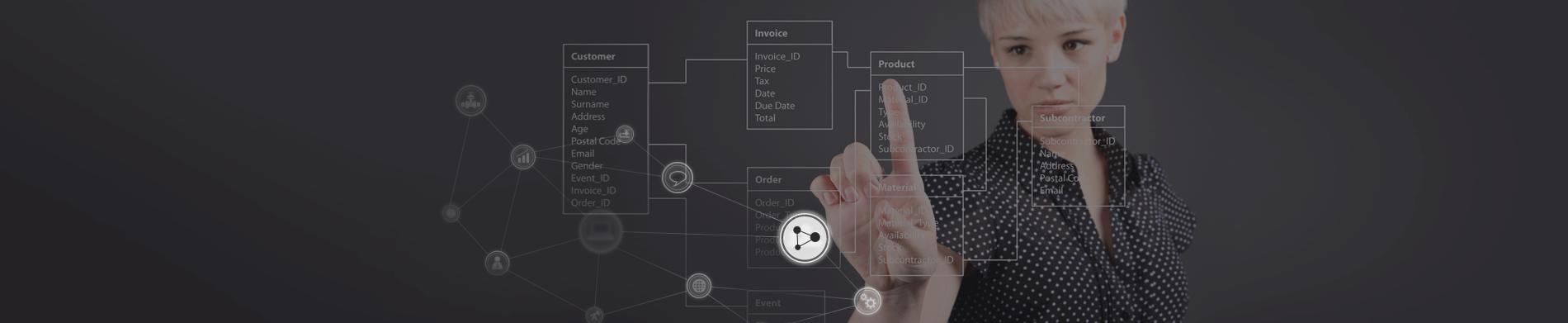 Разработка и формирование специализированных баз данных