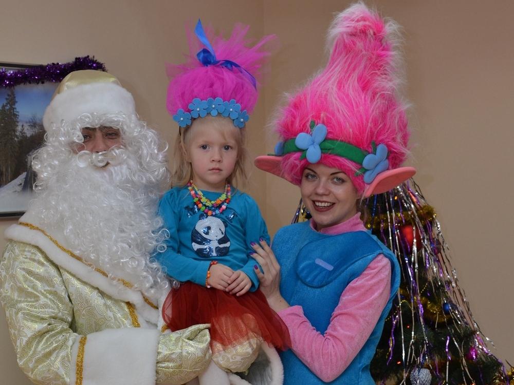 Детский новогодний праздник ИТТ
