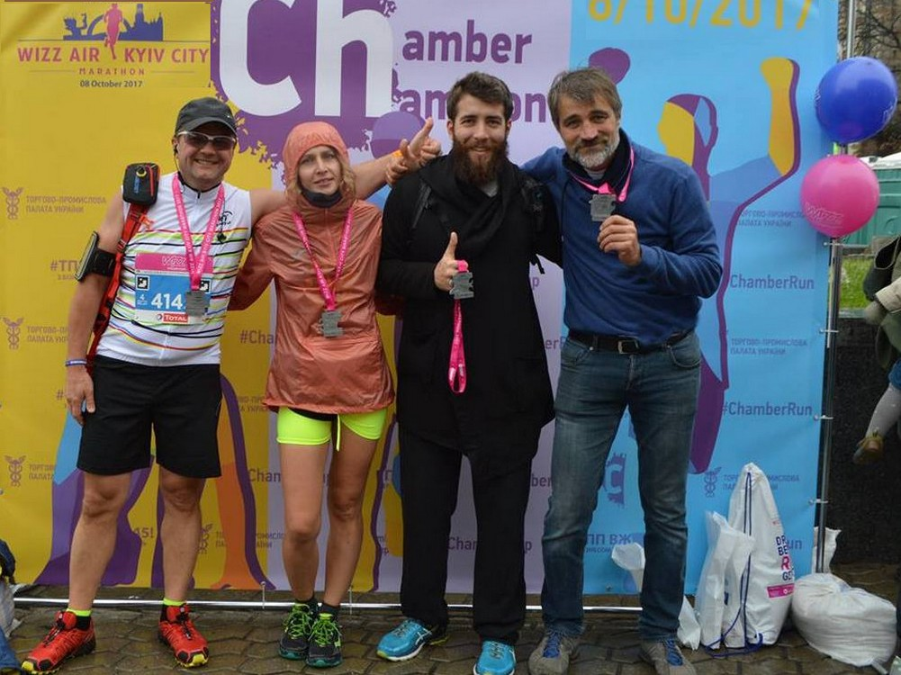 Wizz Air Marathon командна естафета ИТТ