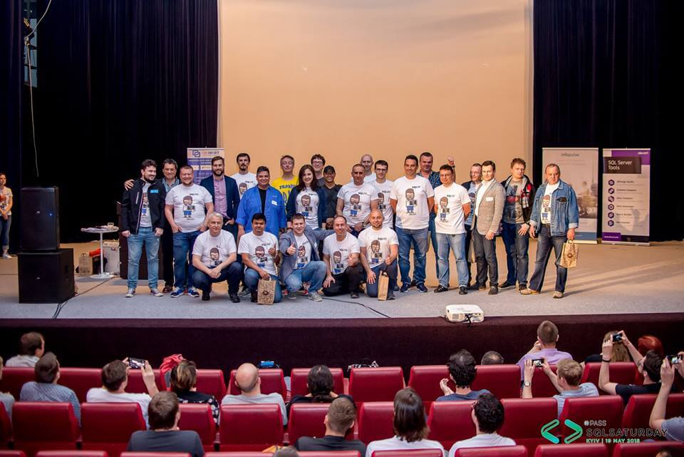 SQL Saturday Kyiv