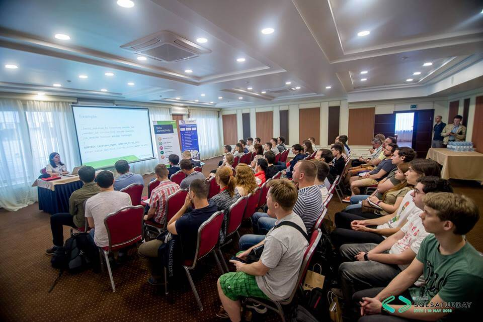 SQL Saturday Kyiv