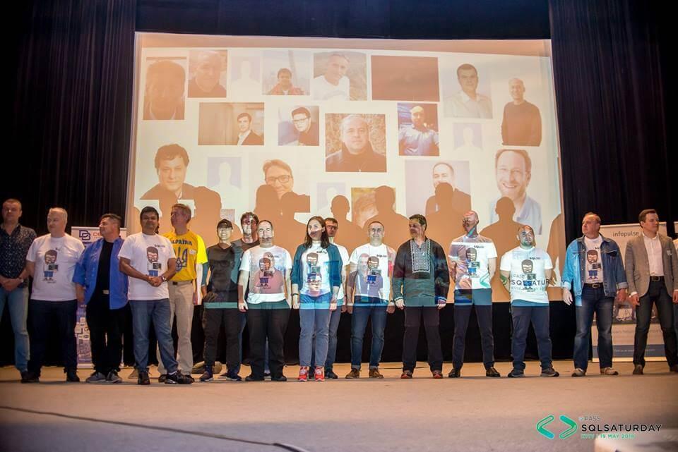 6 ежегодная Международная конференция SQL Saturday Kyiv