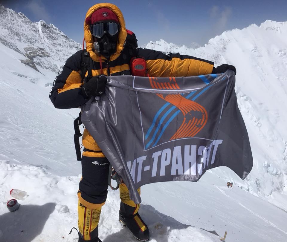 Восхождение на Эверест-Пик Лхоцзе