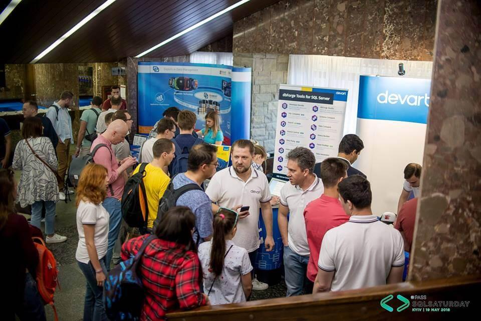 Международная конференция SQL Saturday Kyiv