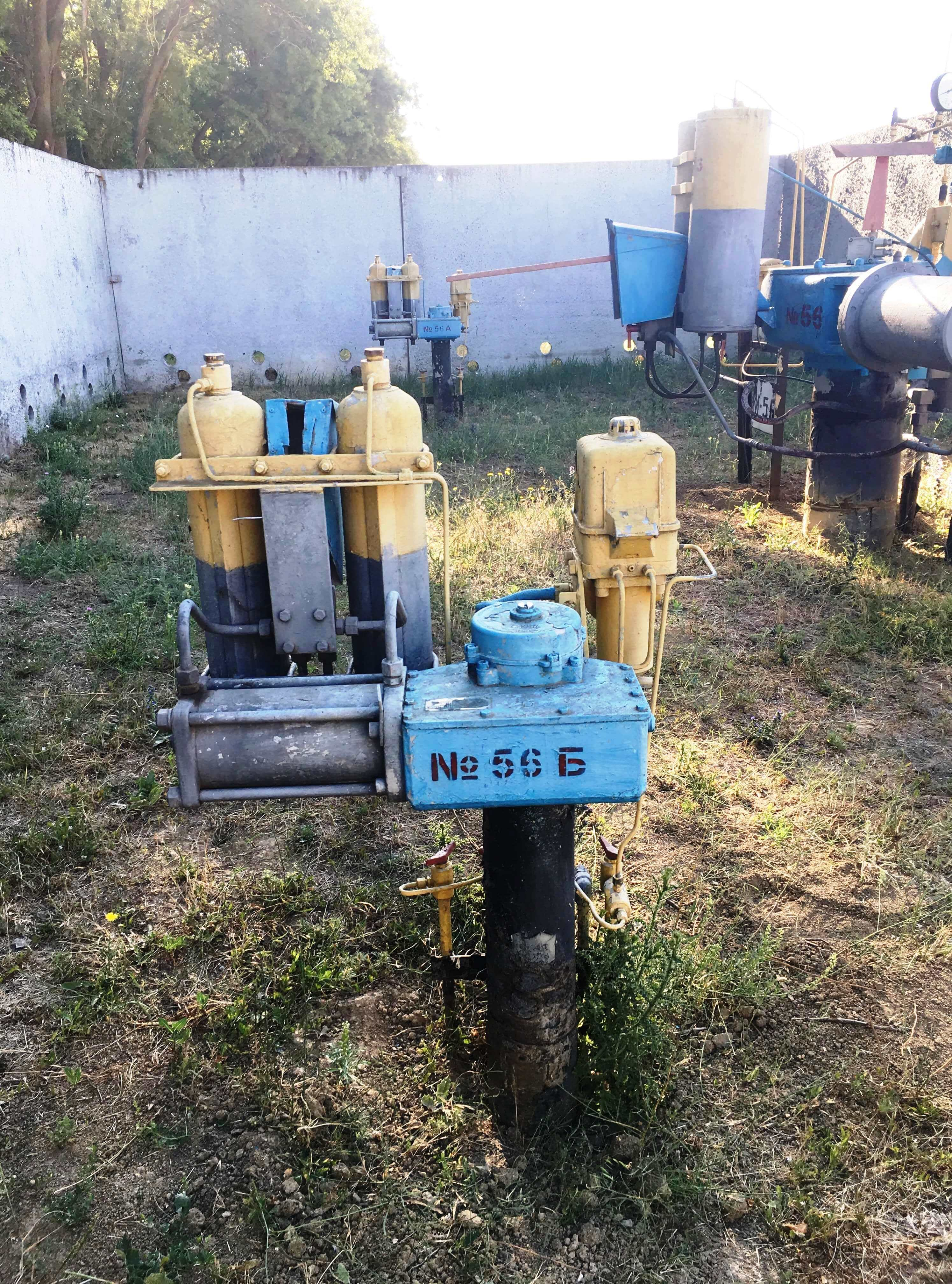 Engineering and geological surveys of compressor station facilities